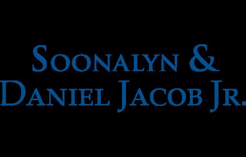 Soonalyn & Daniel Jacob Jr.
