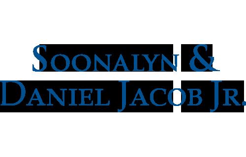 Soonalyn and Daniel Jacob Jr.